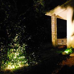 iluminacin led exterior decora el jardn con puntos de luz iluminacin led