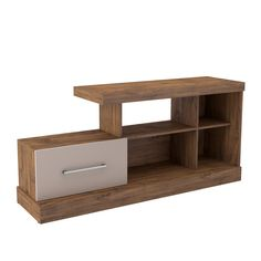 Fendi, Rack Tv, Media Center, Decoration, Floating Nightstand, Stool, Panel, Contemporary, Costa