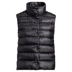 Water-Repellent Down Vest - Polo Ralph Lauren Quilted Jackets & Vests - RalphLauren.com
