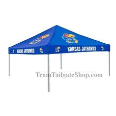 University of Kansas Jayhawks Tailgate GameDay Canopy Tent $225.00