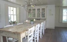 New england style house dining room design interior design of new