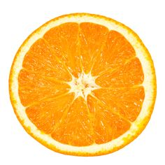 Photo about Cross section of an orange on a pure white background. Image of ascorbic, acid, slice - 4342116 Snacks For Work, Healthy Work Snacks, Healthy Recipes, Healthy Treats, Healthy Habits, Citrus Essential Oil, Essential Oil Blends, Tranches D'orange, Fun Quizzes