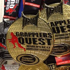 http://www.JungleGymNewRoc.com  Grapplers Quest Overall Team Champions!