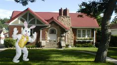 annushka: catch the Easter bunny near your home for $5, on fiverr.com