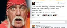 Fans Criticize Hulk Hogan Over Spelling Error