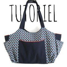 Tutoriel du sac Emma - Patrons et tutoriels de couture chez Makerist