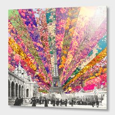 """""""Vintage Paris"""", Numbered Edition Aluminum Print by Bianca Green - From $69.00 - Curioos"""