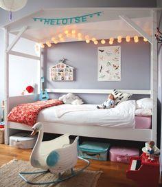 Pokój Małej Księżniczki...  #piekniemieszkaj
