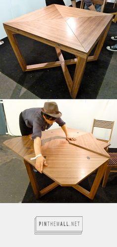 Folding table (Seer table)