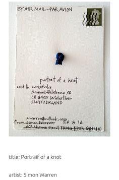 Winterthur, Mail Art, Artist, Artists, Letter Art