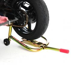 Pick up this new Pit Bull Pit Crew Tire Wedge at We Ride Motorsports here: http://www.weridemotorsports.com/Pit-Bull-Pit-Crew-Tire-Wedge-F0102-000-DIY-p/f0102-000.htm