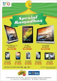 Oke Shop: Promo Special Ramadhan @OkeShop