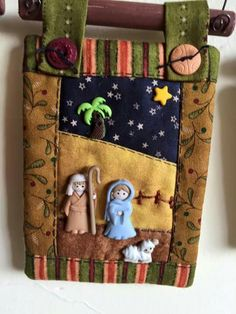 Christmas Gifts To Make, Christmas Clay, Christmas Sewing, Christmas Nativity, Christmas Projects, Christmas Stockings, Christmas Ornaments, Christmas Ideas, Nativity Crafts