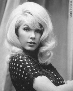 Stella Stevens (b 1938), American film, television, and stage actress