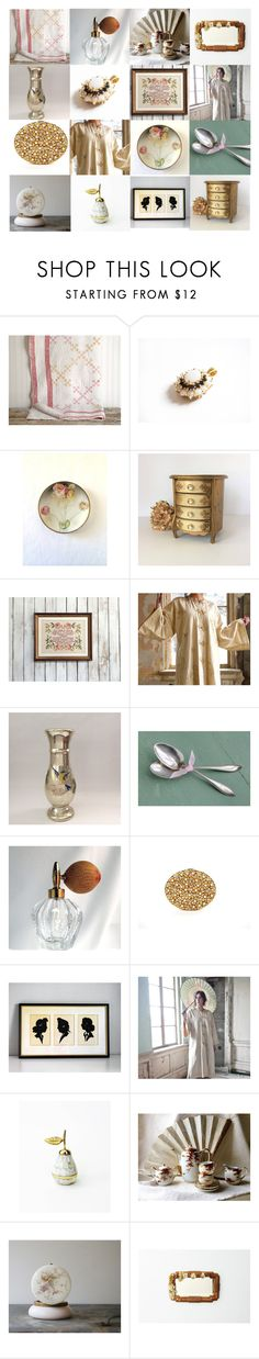 """As Special As Mom"" by vintageandmain ❤ liked on Polyvore featuring vintage"
