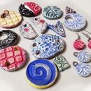 Step 0: Stamped Clay Jewelry Elements