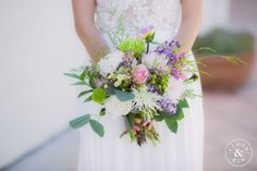 Wildflower bouquet inspiration.   Bommer Canyon Wedding, Photography by Clove and Kin
