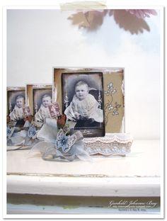 Gunhild Johanne Bay : Blog | Vintage Baby Card No. 2. 2014 © Gunhild J. G. Bay
