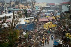 Philippines typhoon death toll feared to hit 7,000 - Yahoo News Philippines