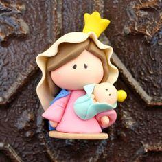 Madre de Dios  Virgen de Chiquinquirá  Virgen de la por gavo