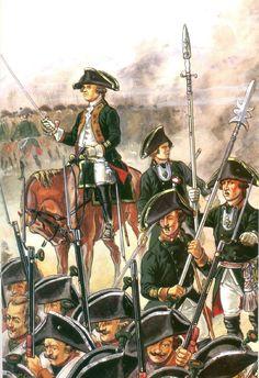 Del Prado cavalerie napoléonienne question 98-trooper 1st Hussars 1800-cavalr français