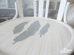 Decorar silla con pintura chalk paint
