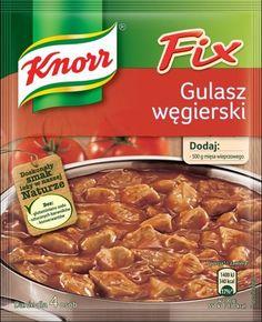 Fix Gulasz węgierski Knorr