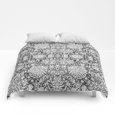 SDesign your everyday with comforters you'll love. Snuggle up with artwork and stylish patterns from independent artists across the world. Textile Patterns, Print Patterns, My Works, Home Furnishings, Comforters, Cozy, Blanket, King Queen