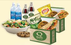 It's easy to order with Quiznos. #QuiznosCaters