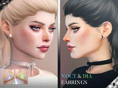 Pralinesims' Noct & Dia Earrings