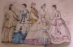late nineteenth century fashion