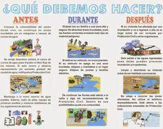 PROTECCIÒN CIVIL TÀCHIRA: Inundación  ¿Qué Debemos Hacer?