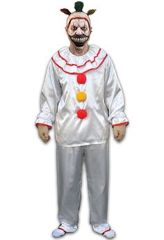 American Horror Story - Twisty the Clown Costume