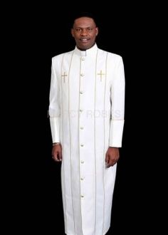 Priest Outfit, Priest Robes, Mens Ministry, Church Attire, Apostolic Fashion, Cream And Gold, Brown Sugar, Black Gold, Cocoa