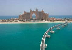 Dubai - which can be on a desert safari for the adventurous, the best experience for lovers of sailing, summer sports, amusement parks and the best, beautiful beaches, the sun can be enjoyed only in Dubai.