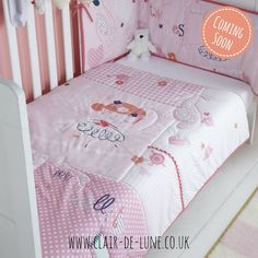 Dancing dreams with the new Clair de Lune Tippy Toes nursery collection | Mumii