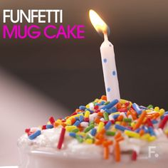 Funfetti Mug Cake                                                                                                                                                                                 More Short Sleeve Shirts For Sale USA at Fashion Cornerstone - Online Fashion Store In USA. Isnt this trendy? Could it be? Should it be? Check us out our buyable pins.