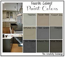 Hometalk :: Painting Kitchen Cabinets :: R.V.R. Farris's clipboard on Hometalk