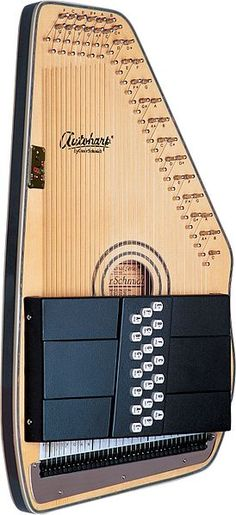 must learn to play my autoharp