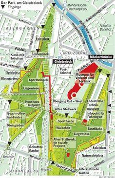 Westpark: Mit Sonnendeck und Trampolin am Gleisdreieck   Berlin- Berliner Zeitung