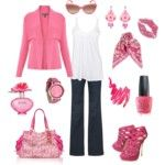 Summer Weekend Casual - Polyvore