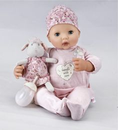 Baby Annabell Doll Version 9 Baby Shower Gifts Baby