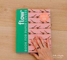 Feuilletons le Book for paper lovers 4 du magazine flow et ses DIY de papier Le Book, Version Francaise, Magazine, Lifestyle Blog, Flow, Lovers, Books, Diy, Cute Stuff