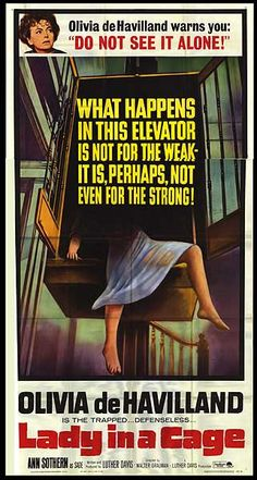 Lady in a Cage Premiered 8 July 1964