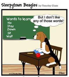 sleepytown+beagles   Sleepytown Beagles Cartoons #beagle