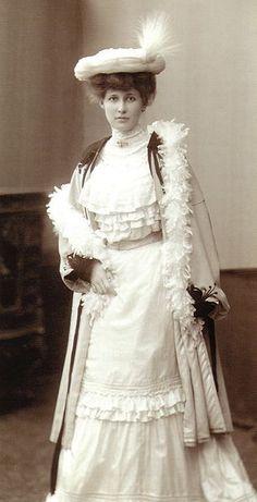 Ita Wegman, ca. 1899