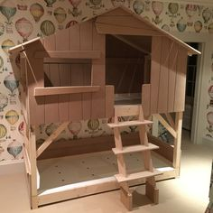 Treehouse Bed from Cuckooland