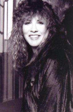 a lovely informal photo of Stevie ~  ~  ☆♥❤♥☆ ~