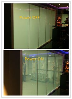 switchable film it is with a cling layer on one privacy glassoffice