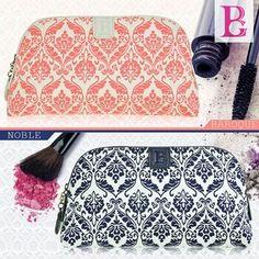 Boho cosmetic bag makeup bag